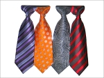 How to Organize Men's Ties