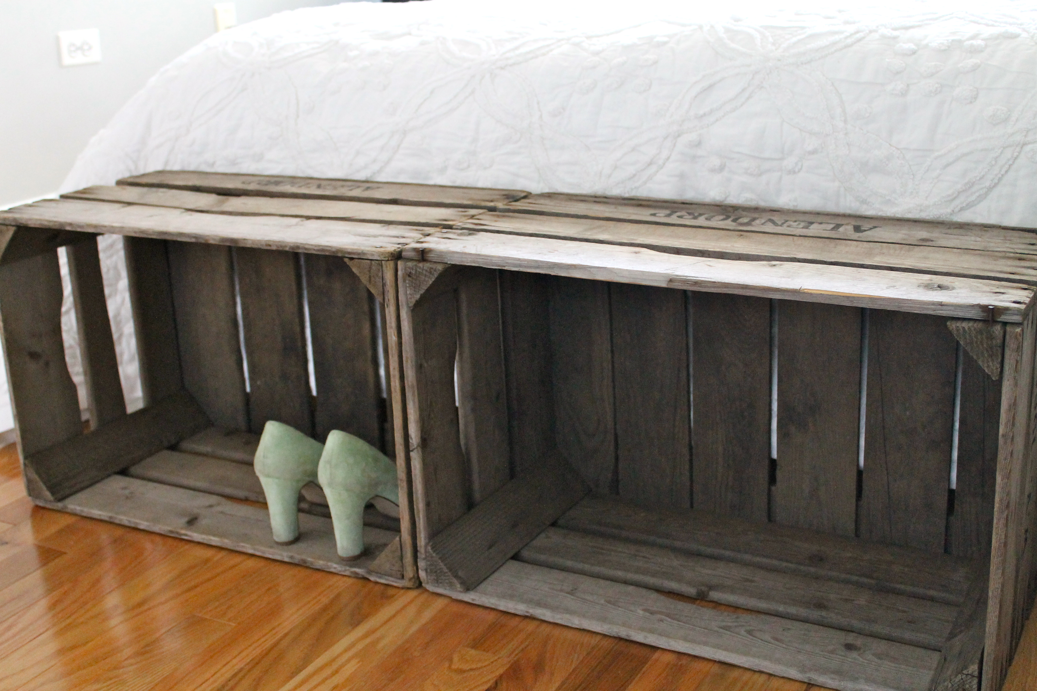 Storage Bench For Bedroom