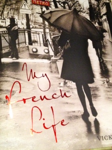 My sister-in-law and brother-in-law couldn't have picked out a more perfect book!  Anything French is a sure Ann pleaser.