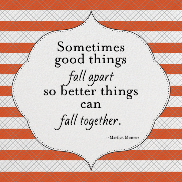 Marilyn Monroe Quotes Better Things Can Fall Together: Pinterest Quotes « Ann Written Notes