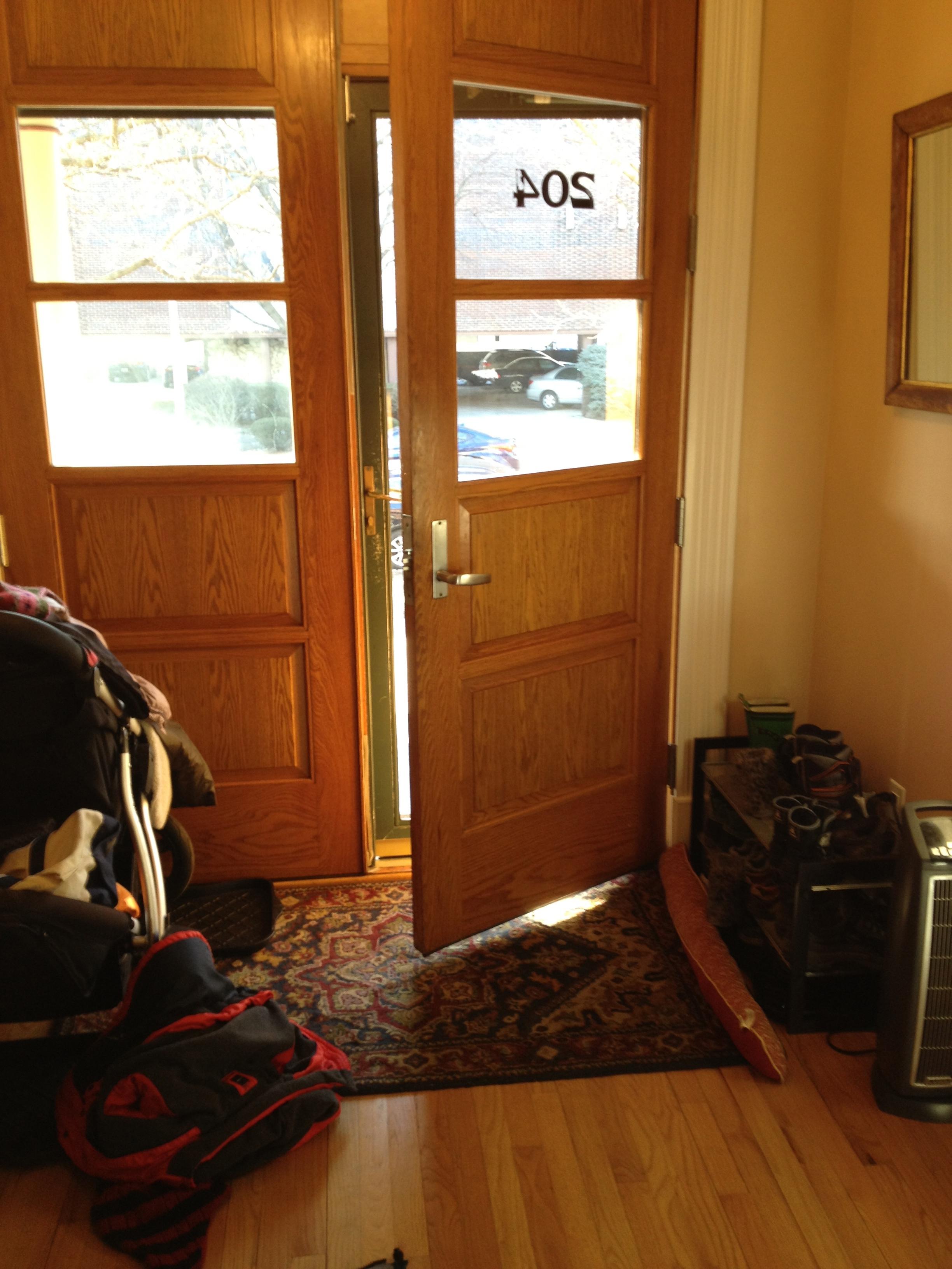 Begonia House Foyer : April « ann written notes
