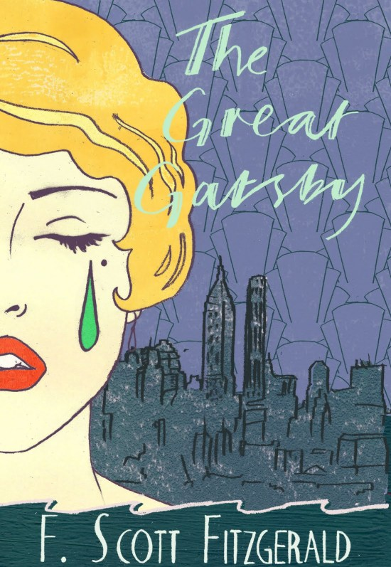 Friday Feature The Great Gatsby Book Covers House Host