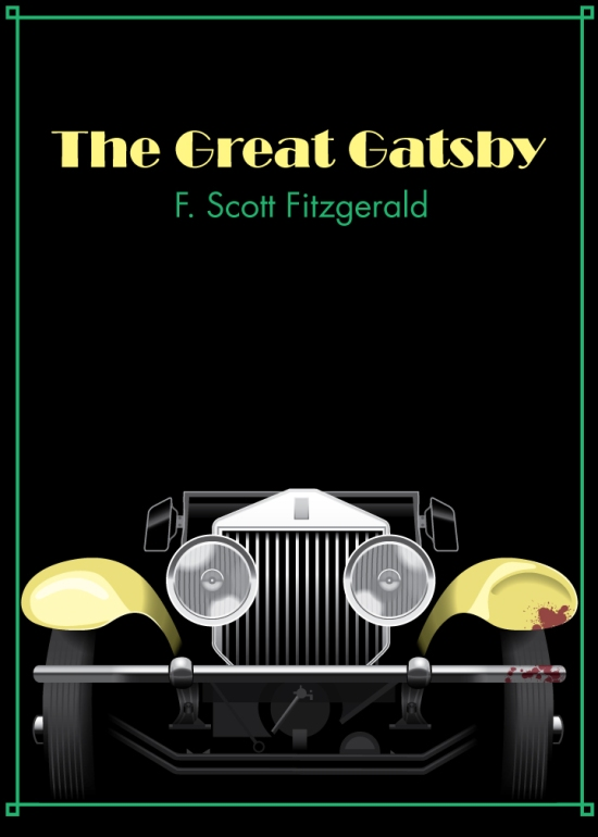 Friday Feature: The Great Gatsby Book Covers
